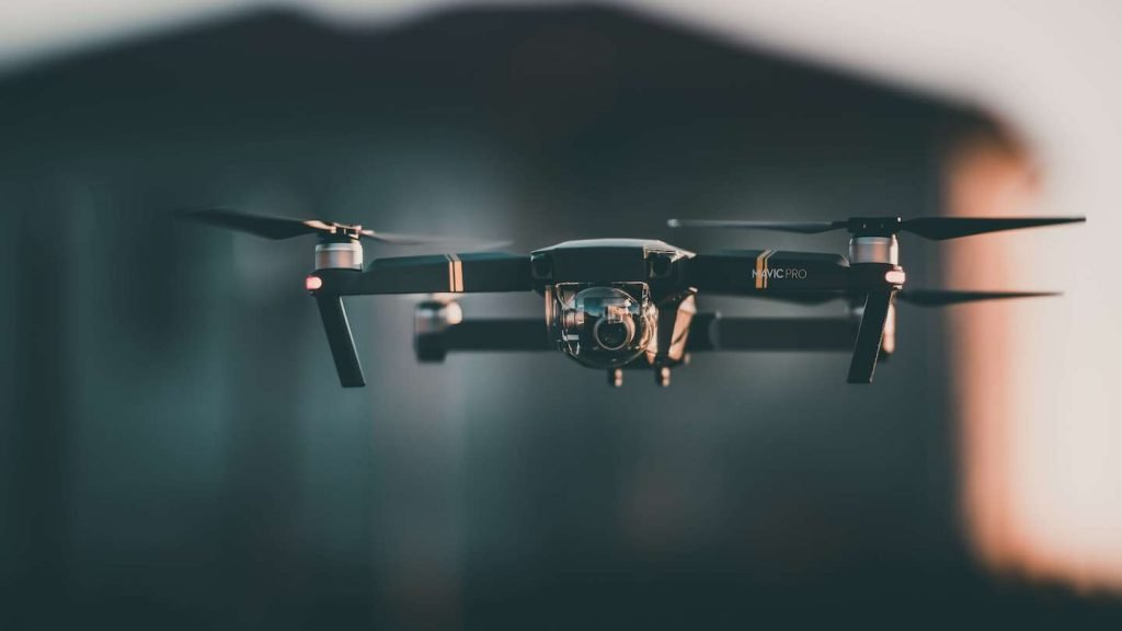 How far can a drone fly?