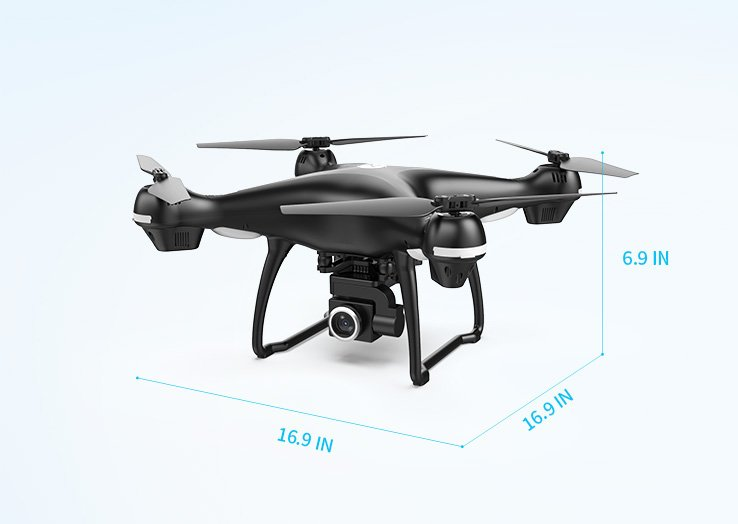 Holy Stone HS100 Review - Great camera drone with an affordable price tag for beginners