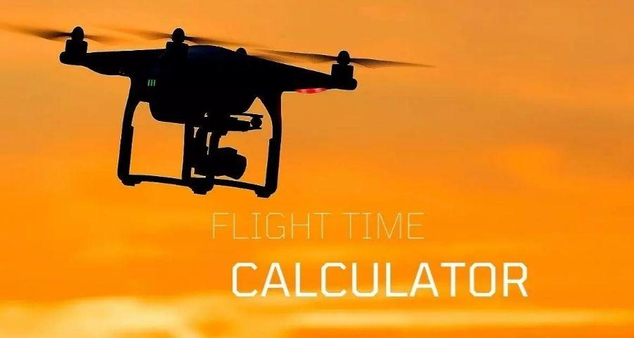 Drone Flight Time Calculator