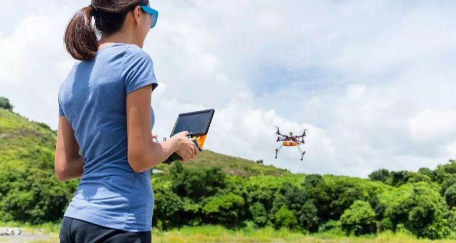how to get a drone pilot license