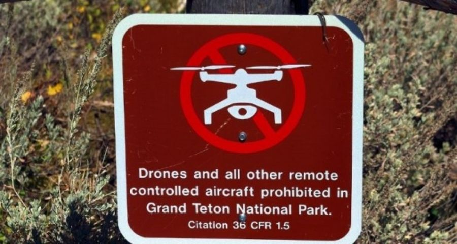 Are Drones Allowed In National Parks