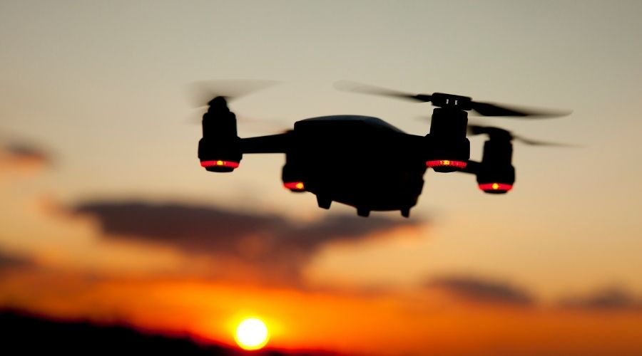 When is the best time to fly a drone