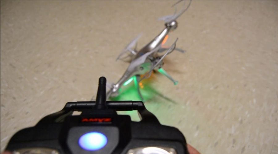 Why Does My Drone Fly Sideways
